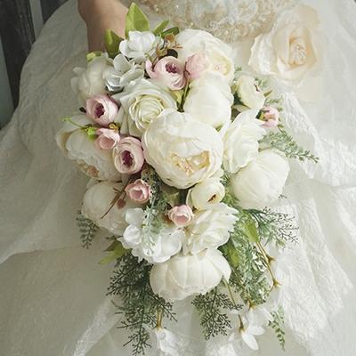 Bryllupsblomster