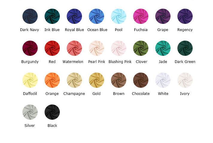 COLOR CHART