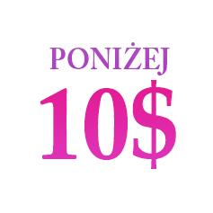 Poniżej $10