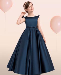 Sukienka dla Dziewczynki Sypiącej Kwiaty